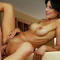 Mom Zoey teaches Krystal sex and getting facialed!