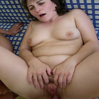 See how two beautiful and very hot moms fucking son