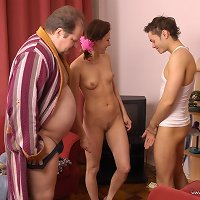 Family orgies gallery with hot father brother sister fucking